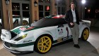 New Lancia Stratos rally car