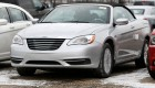2012 Chrysler 200 Convertible