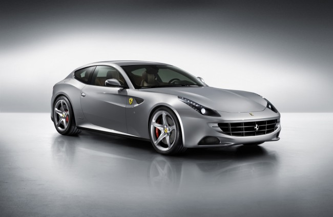 Ferrari Releases More Images Of The New FF Concept