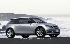 Rendered Speculation: 2013 Saab 9-1