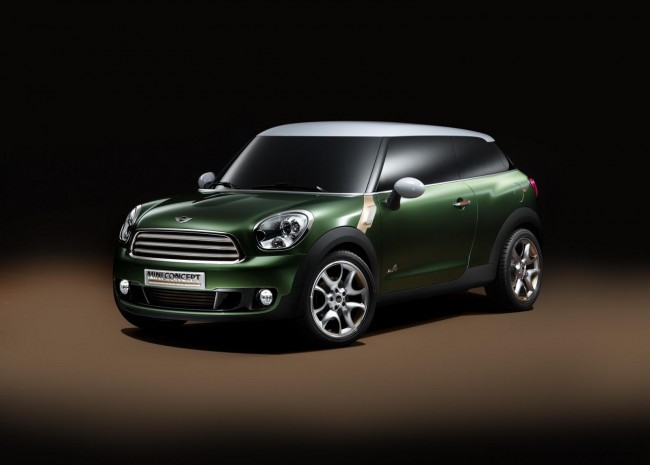 Report: MINI Paceman Will Go On Sale In 2013
