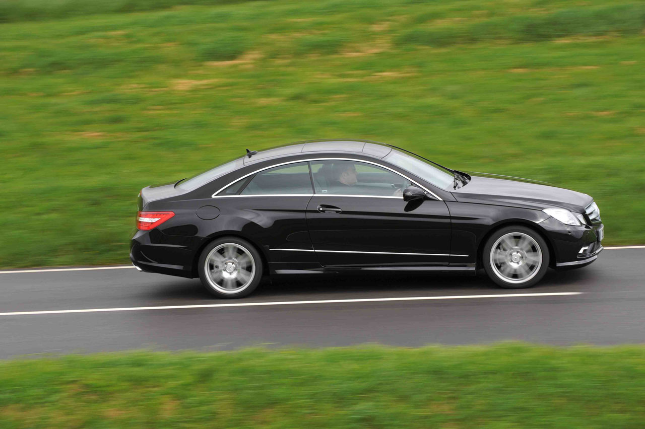 Mercedes E220 Cdi Review