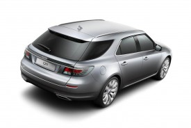 All-new Saab 9-5 SportWagon to Debut at Geneva Motor Show