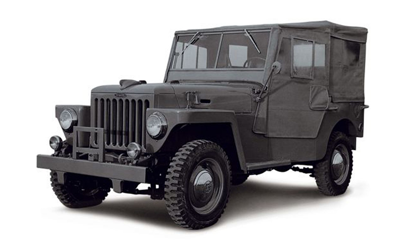 Type 25 BJ Land Cruiser