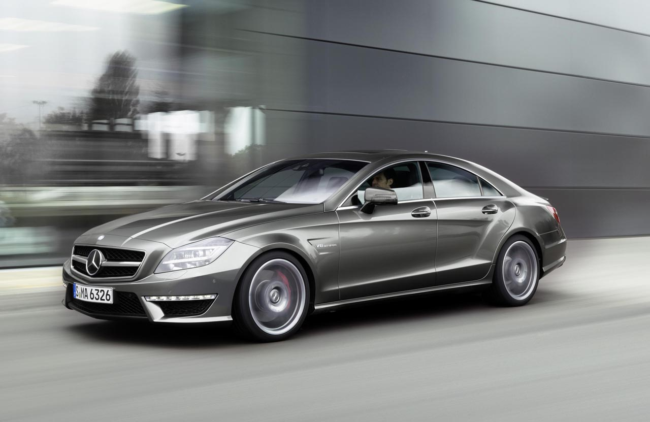 2011 mercedes benz cls 63 amg for Mercedes benz cl amg
