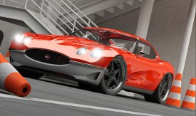 Growler E 2011 Concept Inspired By The Legendary Jaguar E-Type