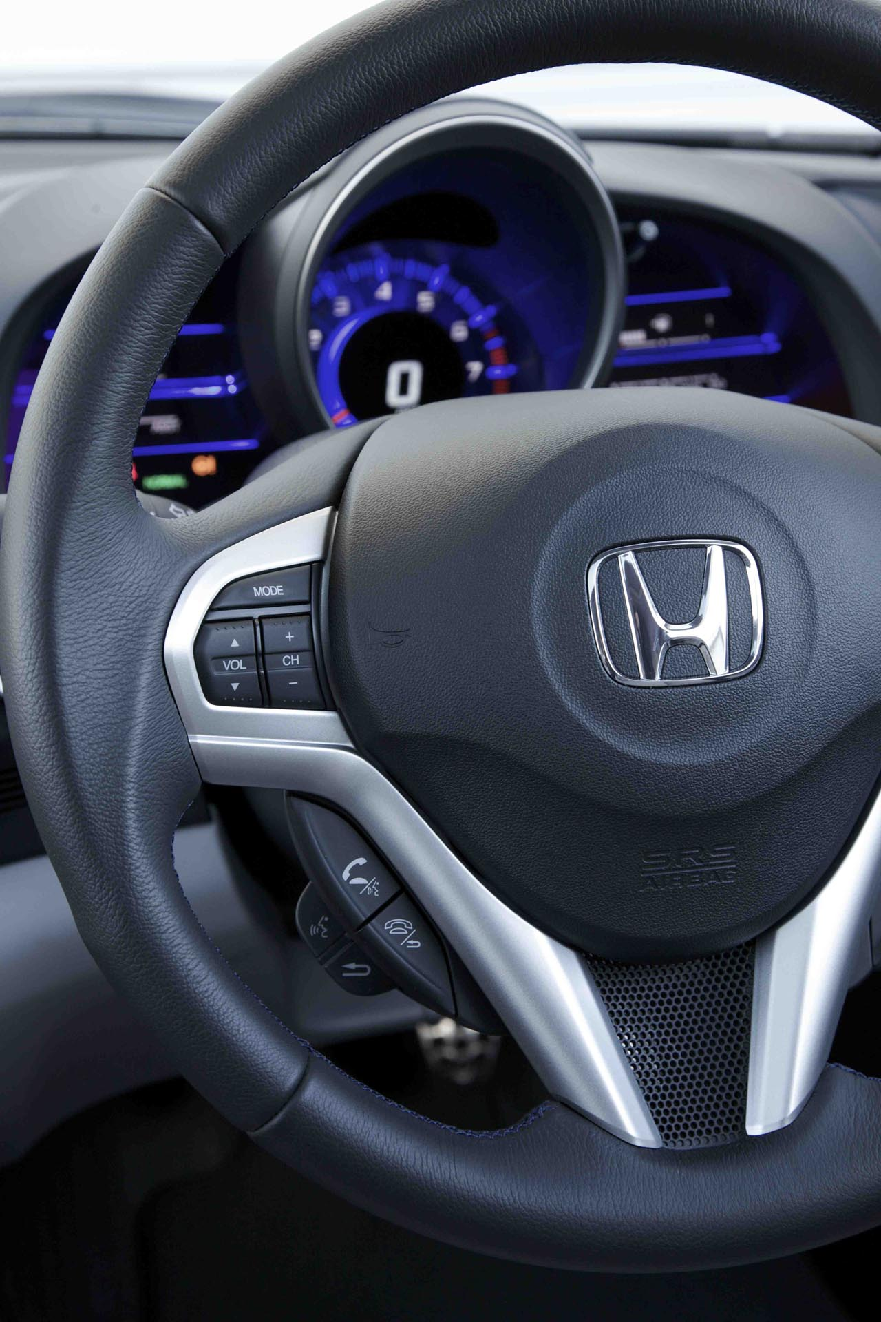 Honda CR-Z steering wheel