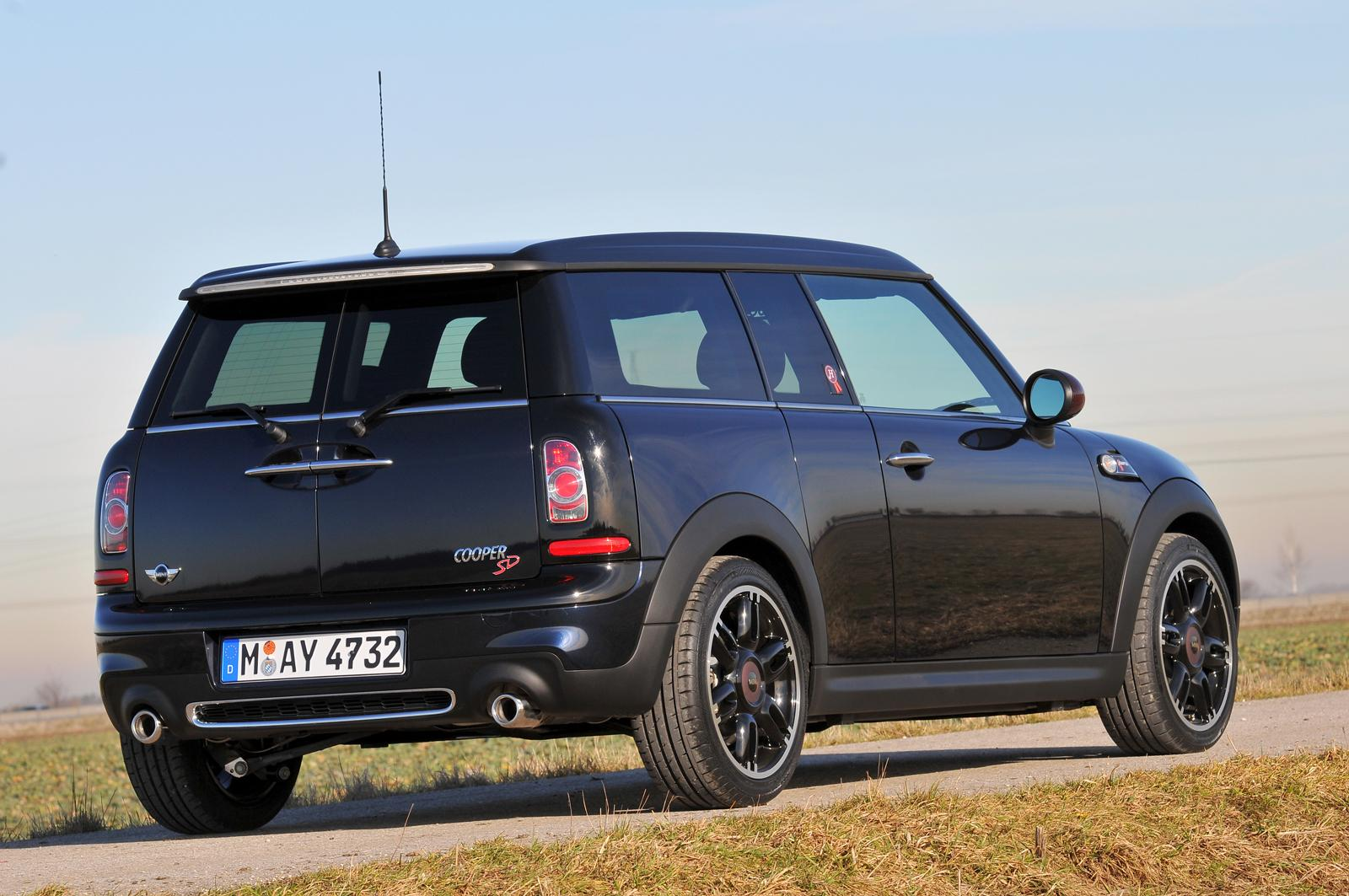 mini cooper sd clubman 50 hampton. Black Bedroom Furniture Sets. Home Design Ideas