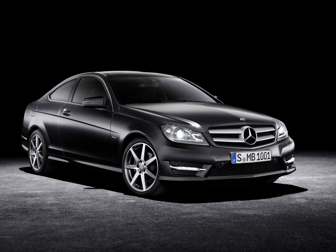 2012 mercedes benz c class coupe. Black Bedroom Furniture Sets. Home Design Ideas