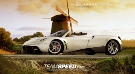 Pagani Huayra Roadster Rendered By Wild-Speed