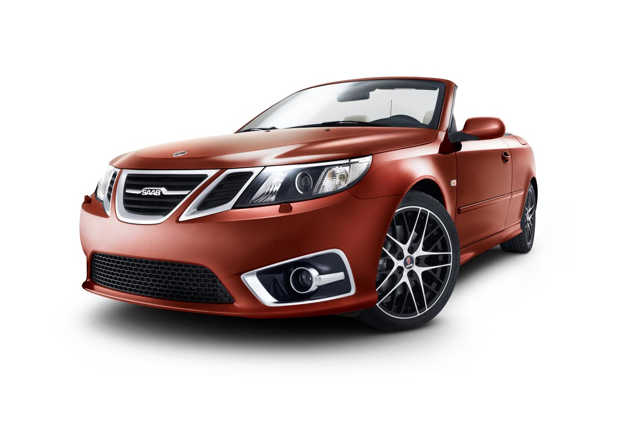 Saab 9-3 Convertible Independence Edition