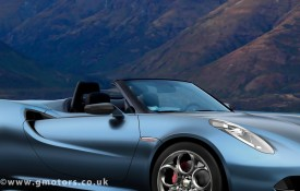 Alfa Romeo 4C Spider Rendered, World Debut In Frankfurt