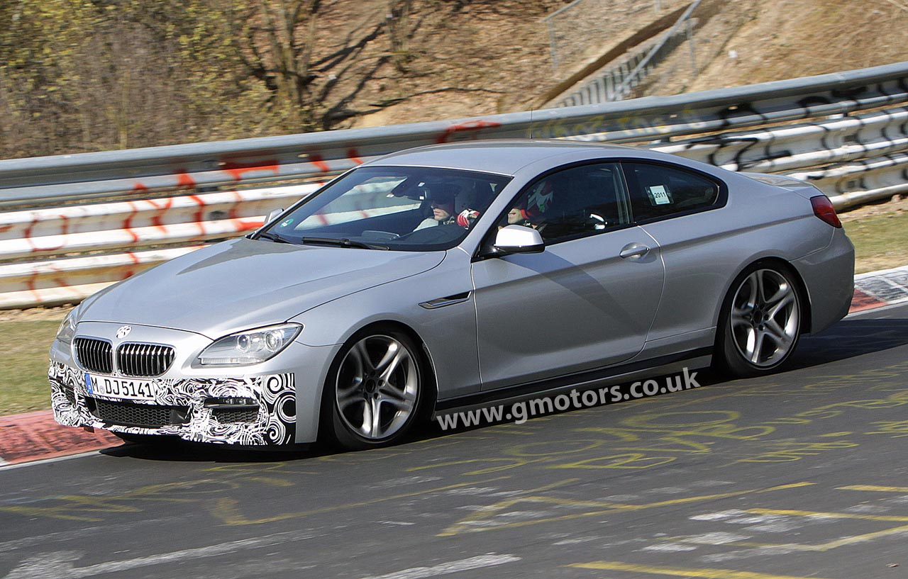 BMW 6 Series with M Sport Package