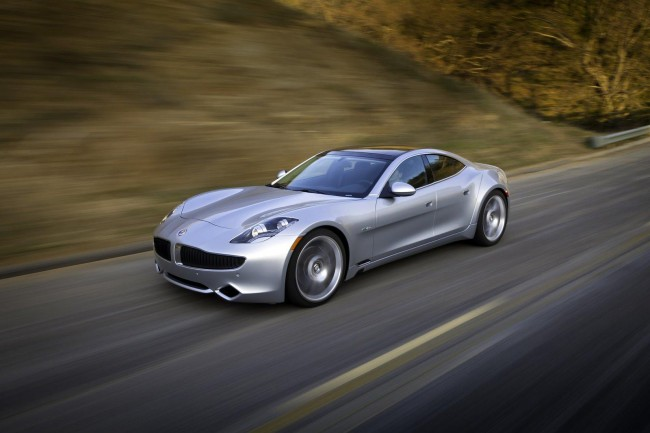 Fisker Karma Production Finally Begins In Finland