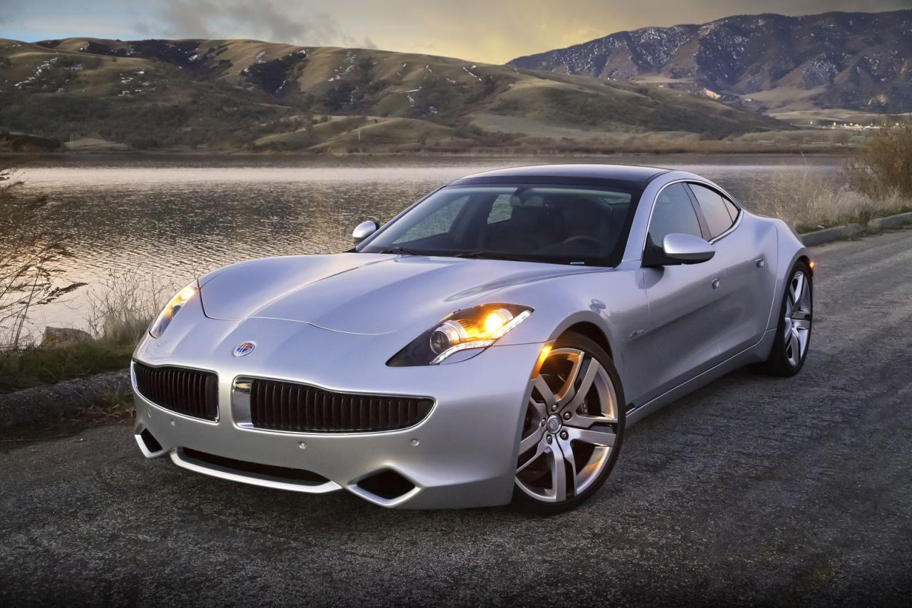 Fisker Karma plug-in hybrid