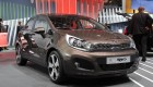 Kia Rio live in Geneva
