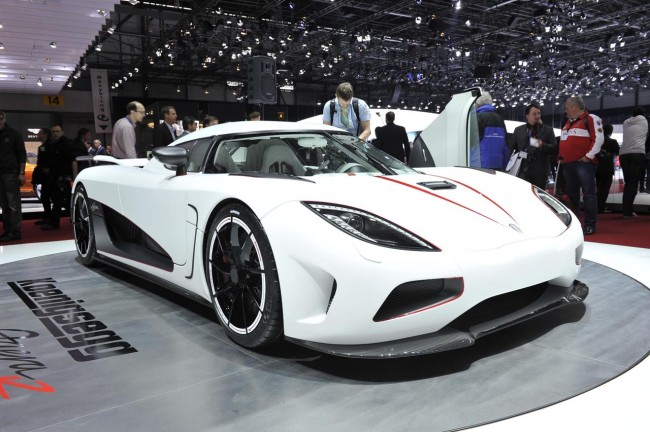 Koenigsegg Agera R Full Specifications Released