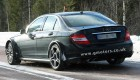 Mercedes-Benz C63 AMG Black Series saloon prototype