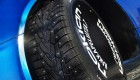 Nokian Tyres ice speed record with an Audi RS6