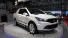 SsangYong SUT 1 Concept live in Geneva