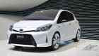Toyota Yaris HSD Concept live in Geneva