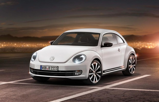 VW Beetle R Rumoured For Frankfurt Motor Show In September