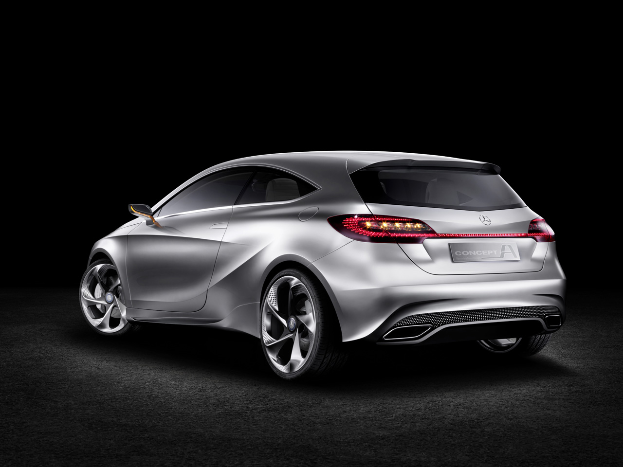Mercedes Concept A-Class