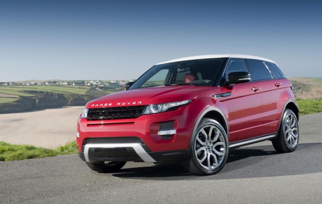 Range Rover Evoque Prices Will Start From £27,955