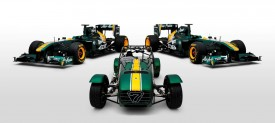 Team Lotus Wins Battle To Keep Formula 1 Name
