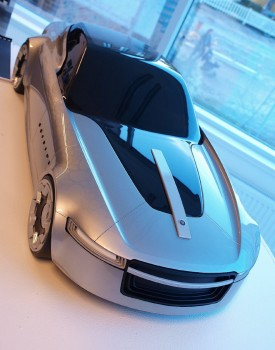 Bristol EV Imagined By British Design Student