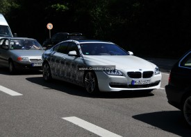 UPDATED: 2012 BMW 6-Series Gran Coupe/GT Spy Photos