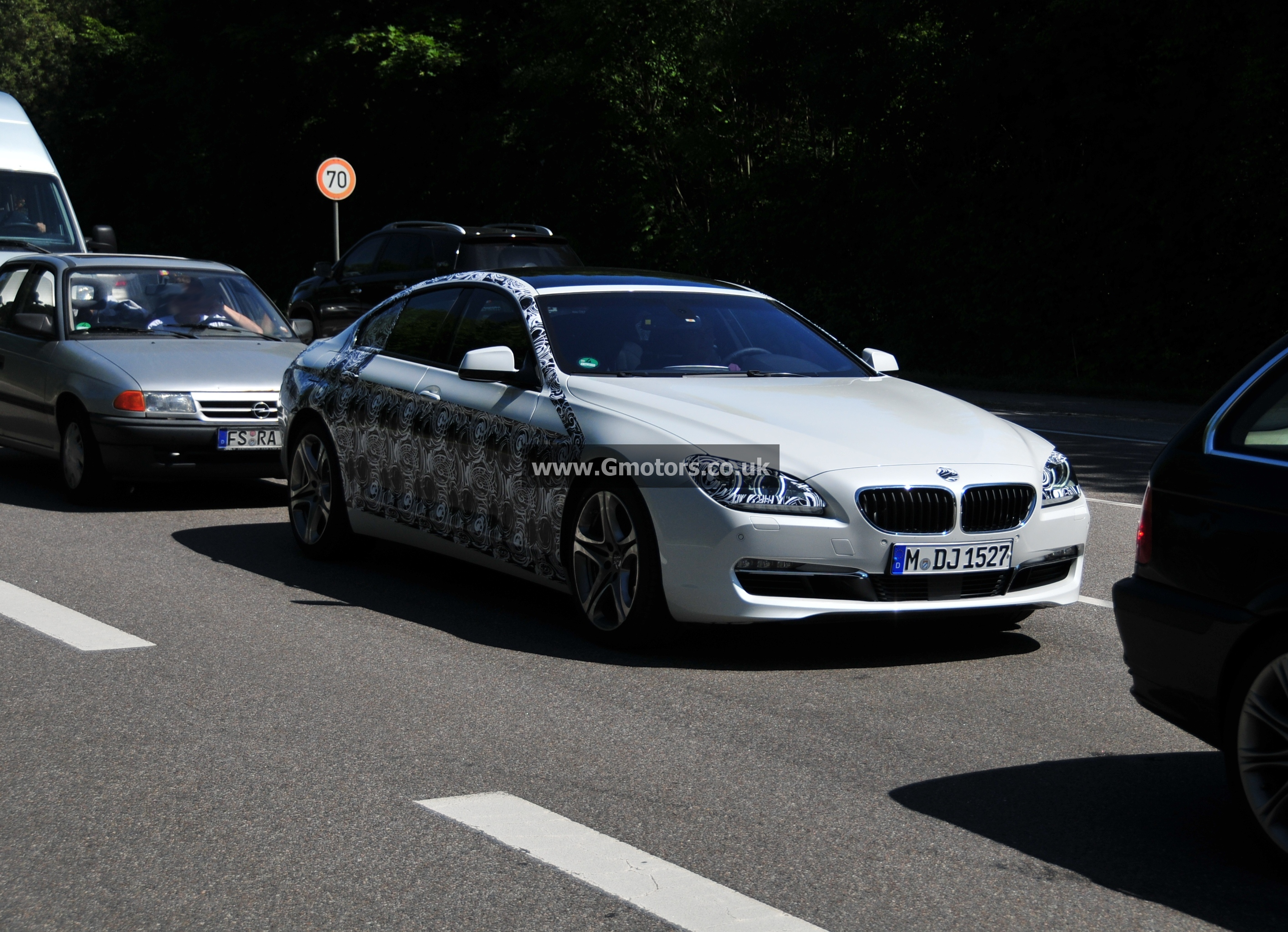 BMW 6-Series Gran Coupe 1