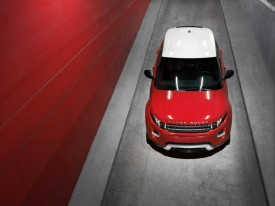 Land Rover Considering A Range Rover Evoque XL