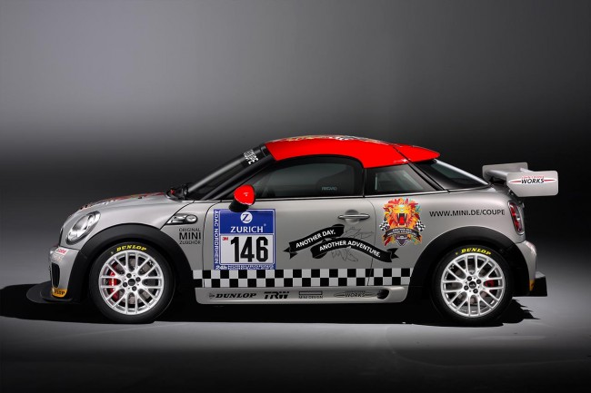 MINI John Cooper Works Coupe Endurance Debuts At Nurburgring 24-Hour Race