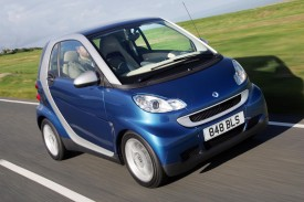Review: Smart ForTwo Passion 84