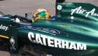 Team Lotus F1 with Caterham