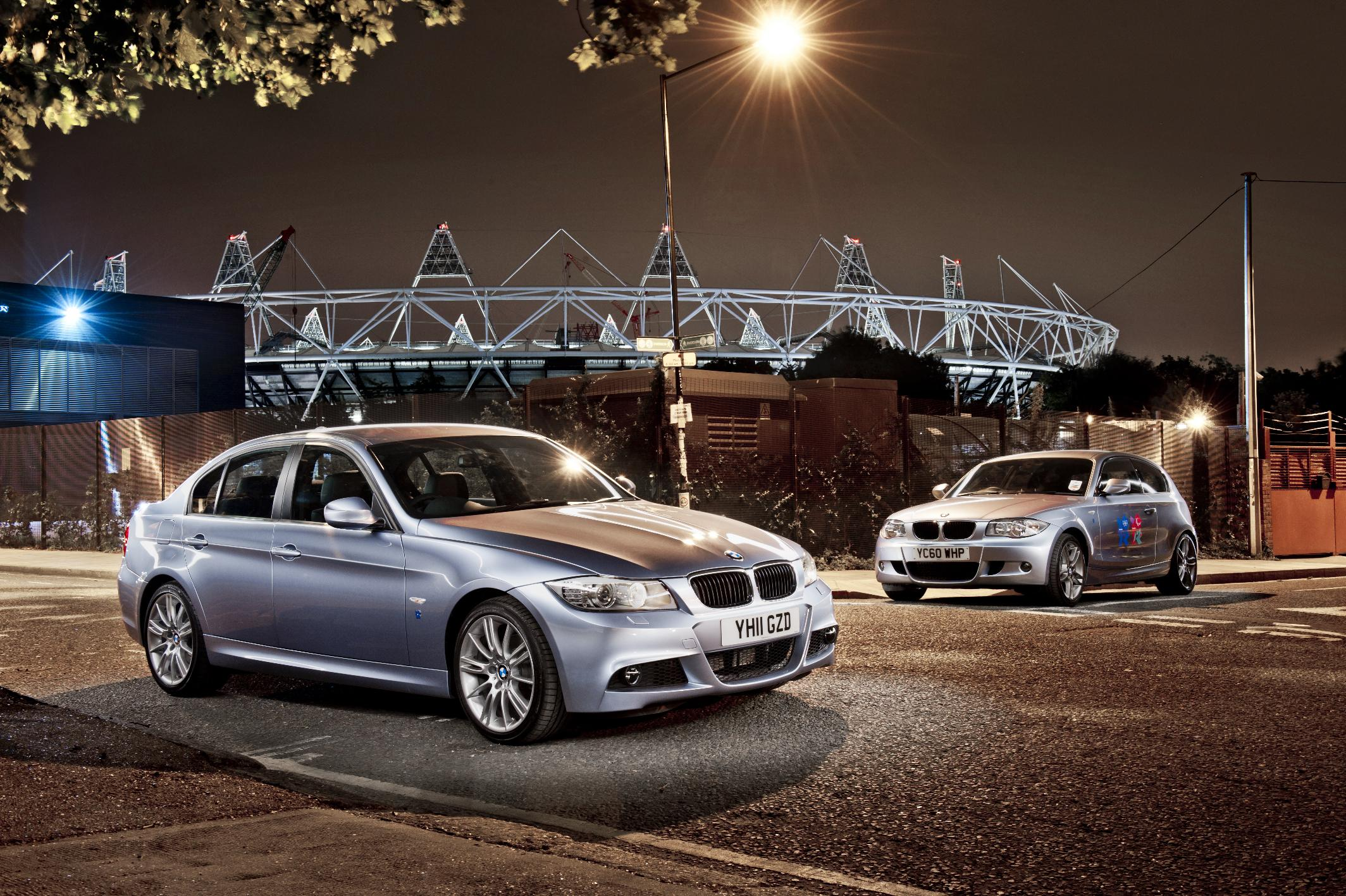 BMW 1-Series and 3-Series Performance Editions