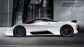 Shelby SuperCars Ultimate Aero II Becomes The&#8230; Ahem&#8230; Tuatara