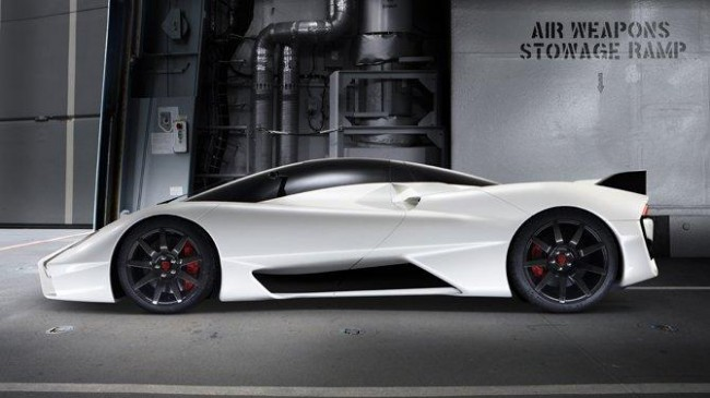 Shelby SuperCars Ultimate Aero II Becomes The… Ahem… Tuatara