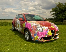Alfa Romeo Mito With 95g/km CO2 Is Pure Art