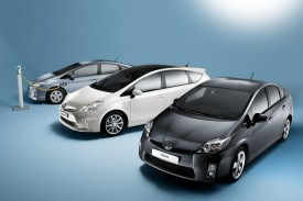 Toyota To Offer AC Power Outlets On Prius