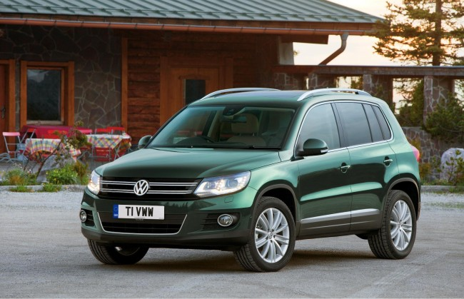 Volkswagen Launches Revised Tiguan Compact-SUV