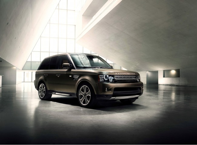 2012 Range Rover Sport V6 Diesel Gets Power Boost