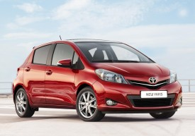 2011 Toyota Yaris Launched, Priced From £11,170