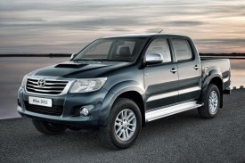 New Look for 2012 Toyota Hilux 4×4 Pick-Up