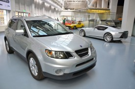 The Stillborn SAAB — 9-6X