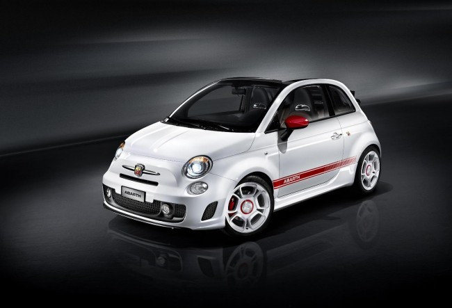 Abarth 500C And Alfa Romeo Mito Quadrifoglio Verde Both Receive Tweaks
