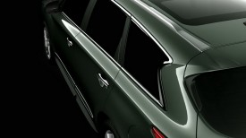 More Infiniti JX Teaser Images Revealed