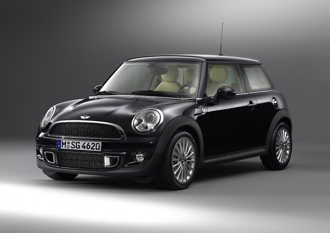 Rolls-Royce Inspired Mini Goes On Sale For 41,000