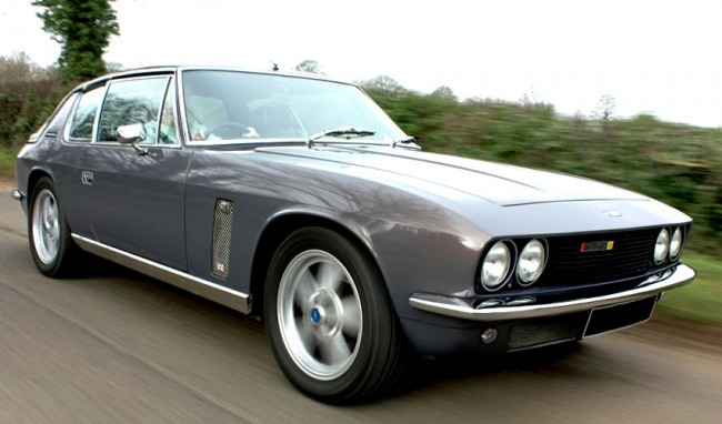 The Jensen Interceptor R — A Chance To Live Your Dreams